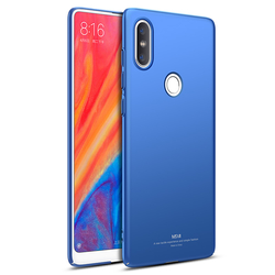 Husa Xiaomi Mi Mix 2S MSVII Ultraslim Back Cover - Blue