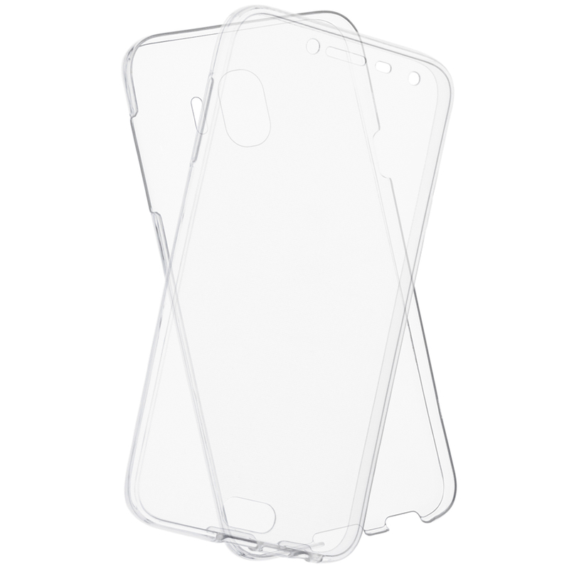 Husa Samsung Galaxy J4 2018 TPU UltraSlim 360 Transparent