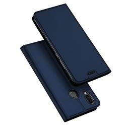 Husa Huawei P20 Lite Dux Ducis Flip Stand Book - Albastru