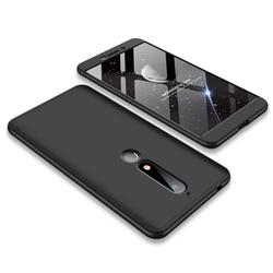Husa Nokia 6.1 2018 GKK 360 Full Cover Negru