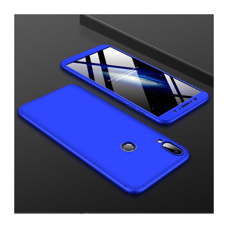 Husa Asus Zenfone Max Pro (M1) ZB601KL GKK 360 Full Cover Albastru