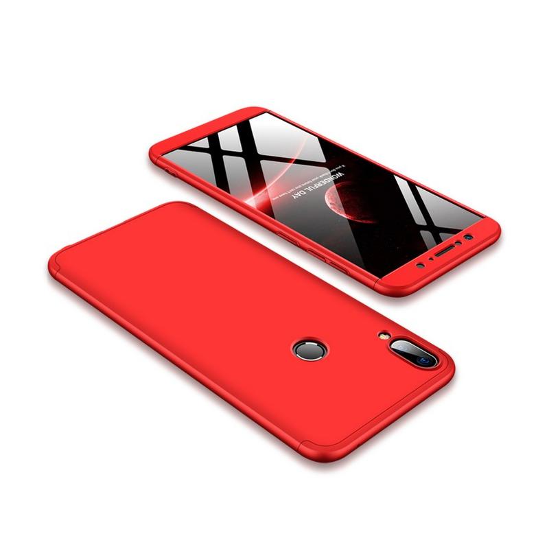 Husa Asus Zenfone Max Pro (M1) ZB601KL GKK 360 Full Cover Rosu