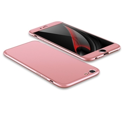 Husa iPhone 6 Plus / 6s Plus GKK 360 Full Cover Roz