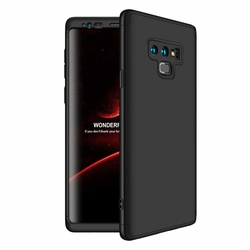 Husa Samsung Galaxy Note 9 GKK 360 Full Cover Negru