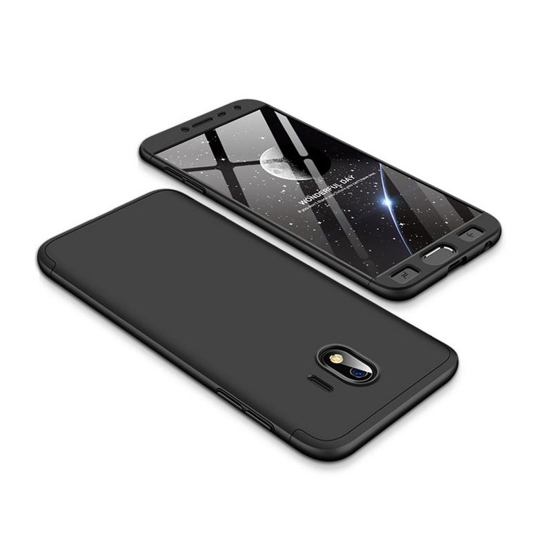 Husa Samsung Galaxy J4 2018 GKK 360 Full Cover Negru