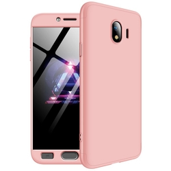 Husa Samsung Galaxy J4 2018 GKK 360 Full Cover Roz