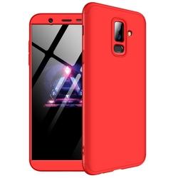 Husa Samsung Galaxy A6 2018 GKK 360 Full Cover Rosu