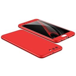 Husa Huawei P10 Plus GKK 360 Full Cover Rosu