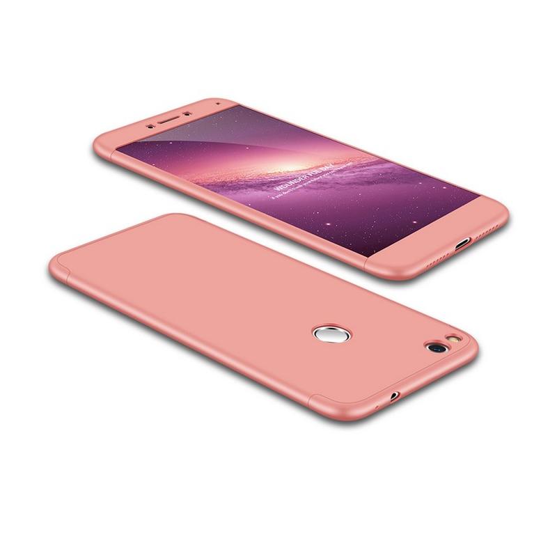 Husa Huawei Mate 10 GKK 360 Full Cover Roz