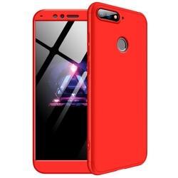 Husa Huawei Y6 Prime 2018 GKK 360 Full Cover Rosu