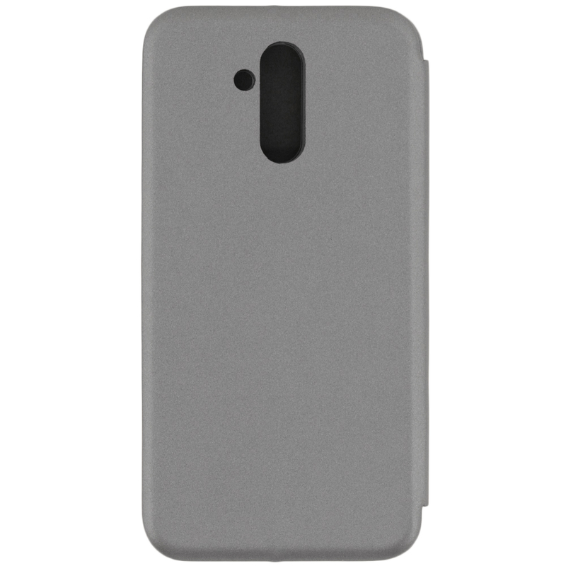 Husa Huawei Mate 20 Lite Flip Magnet Book Type - Grey
