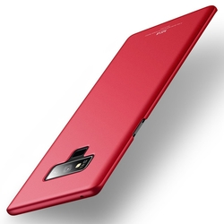 Husa Samsung Galaxy Note 9 MSVII Ultraslim Back Cover - Red