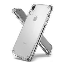 Husa iPhone XR Ringke Fusion - Transparent