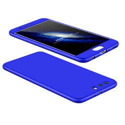 Husa Huawei P10 Plus GKK 360 Full Cover Albastru