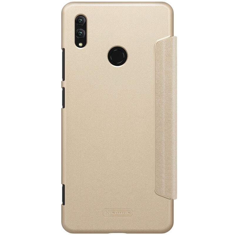 Husa Huawei Honor Note 10 NILLKIN Sparkle Flip Auriu