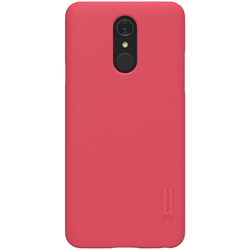 Husa LG Q7 Nillkin Frosted Red