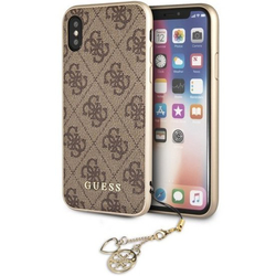 Bumper iPhone XS Max Guess Charms Collection - Maro GUHCI65GF4GBR