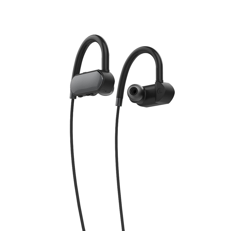 Casti In-Ear Bluetooth Cu Microfon WK Design BD520 - Black
