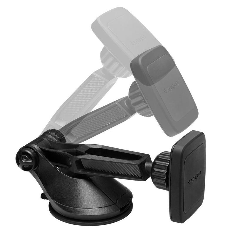 Suport Auto Magnetic Spigen H36 Pentru Telefon - Negru
