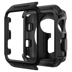 Bumper Spigen Apple Watch 3 42mm Tough Armor 2 - Black