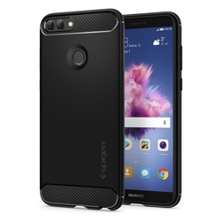 Bumper Spigen Huawei P Smart Rugged Armor - Black