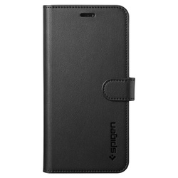 Husa Huawei P20 Lite Spigen Wallet S - Black