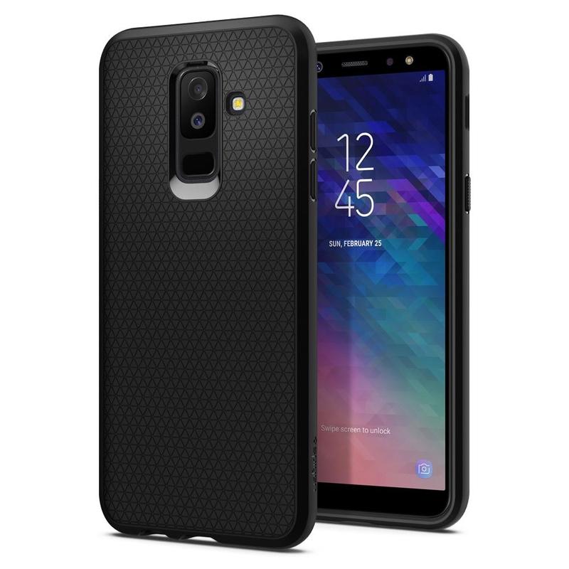 Carcasa Samsung Galaxy A6 Plus 2018 Spigen Liquid Air - Black