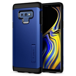 Bumper Spigen Samsung Galaxy Note 9 Tough Armor - Ocean Blue