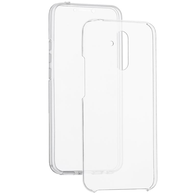 Husa Huawei Mate 20 Lite FullCover 360 - Transparent