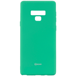 Husa Samsung Galaxy Note 9 Roar Colorful Jelly Case - Mint Mat