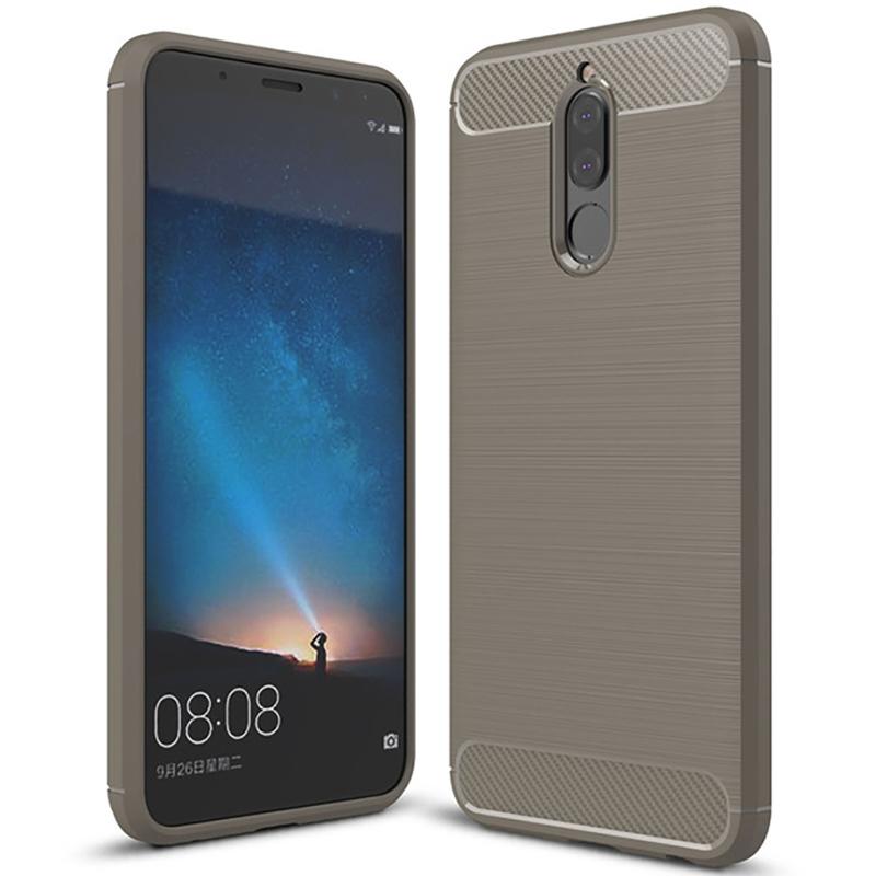 Husa Huawei Mate 10 Lite TPU Carbon Gri