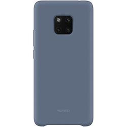 Husa Originala Huawei Mate 20 Pro Silicon Cover - Albastru