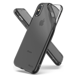 Husa iPhone XR Ringke Air - Fumuriu