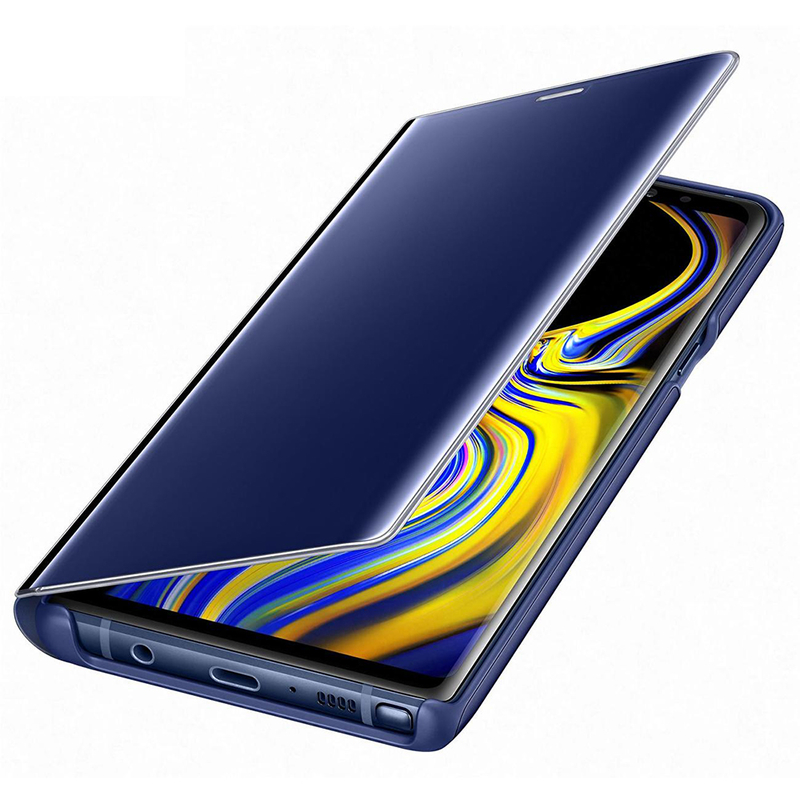 Husa Originala Samsung Galaxy Note 9 Clear View Cover Albastru
