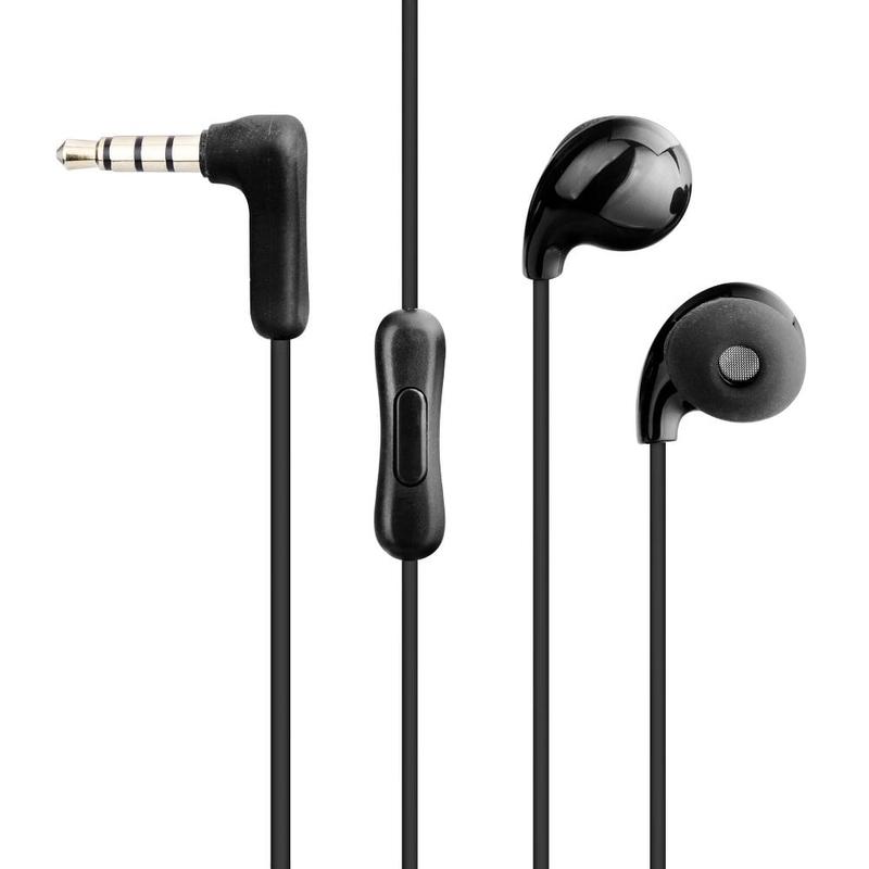 Casti In-Ear Cu Microfon WK-Design WI200 - Black