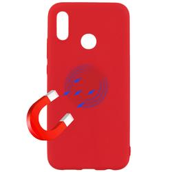 Husa Huawei P20 Lite Soft Magnet TPU - Rosu