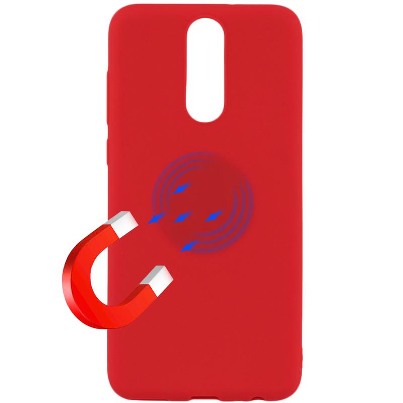 Husa Huawei Mate 10 Lite Soft Magnet TPU - Rosu
