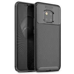 Husa Huawei Mate 20 Pro Mobster Carbon Skin Negru