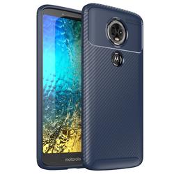 Husa Motorola Moto E5 Mobster Carbon Skin Albastru