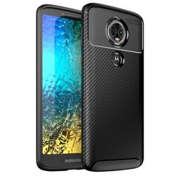 Husa Motorola Moto E5 Mobster Carbon Skin Negru
