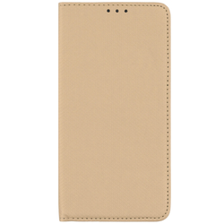 Husa Smart Book Samsung Galaxy J4 Plus Flip Auriu