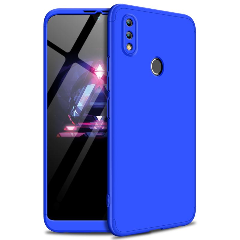 Husa Huawei Honor 8X Max GKK 360 Full Cover Albastru