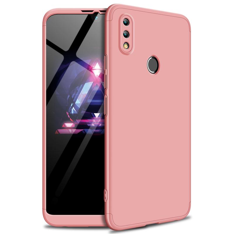 Husa Huawei Honor 8X Max GKK 360 Full Cover Roz