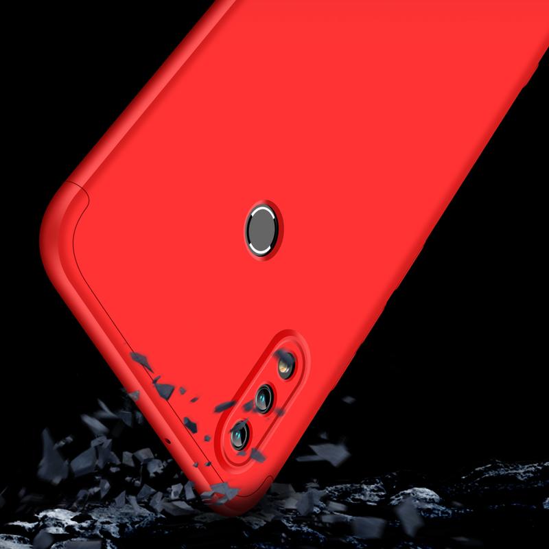Husa Huawei Honor 8X Max GKK 360 Full Cover Rosu