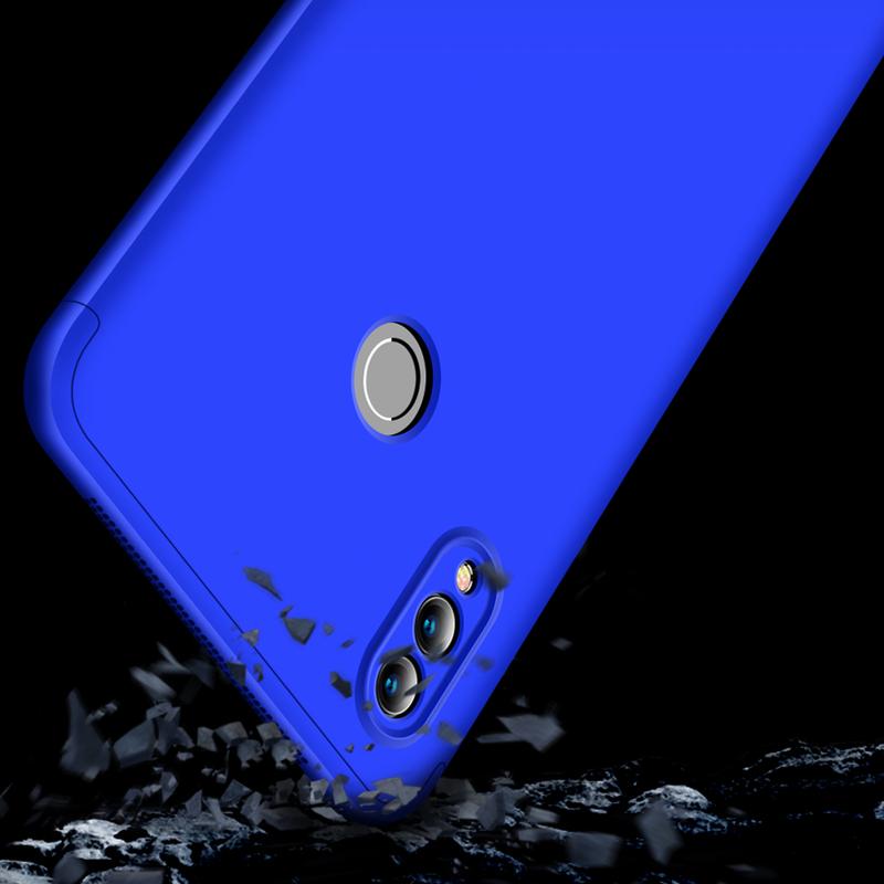Husa Huawei Honor Note 10 GKK 360 Full Cover Albastru
