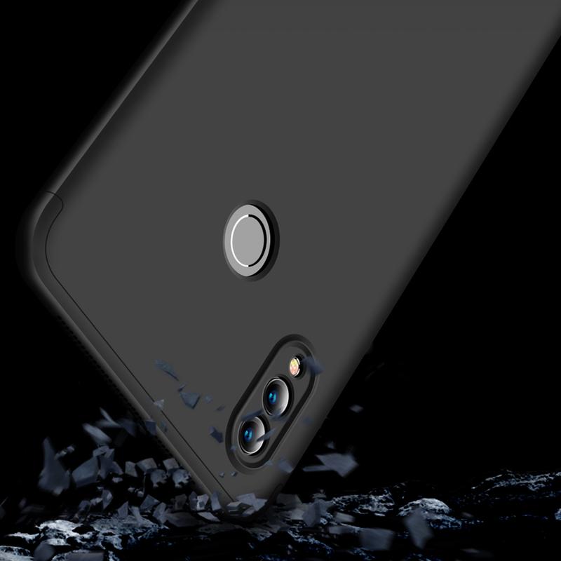 Husa Huawei Honor Note 10 GKK 360 Full Cover Negru