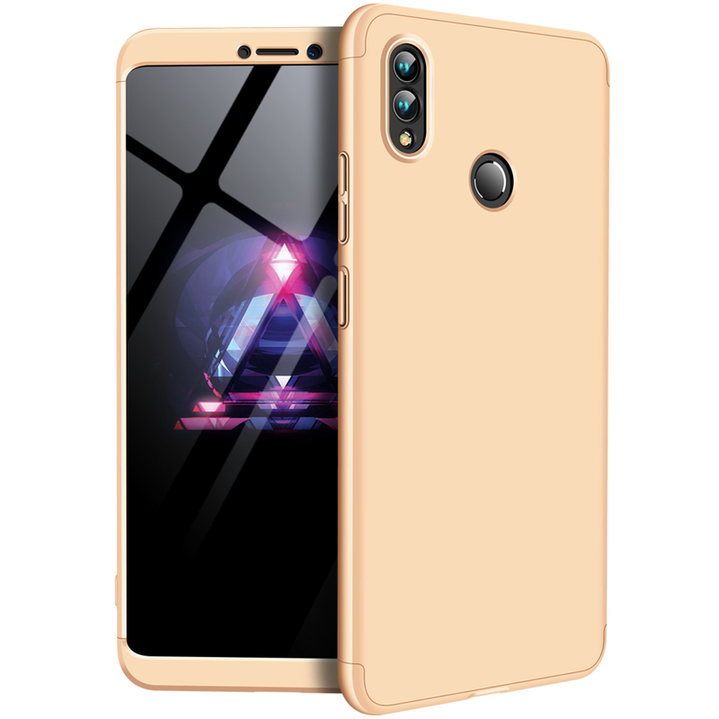 Husa Huawei Honor Note 10 GKK 360 Full Cover Auriu