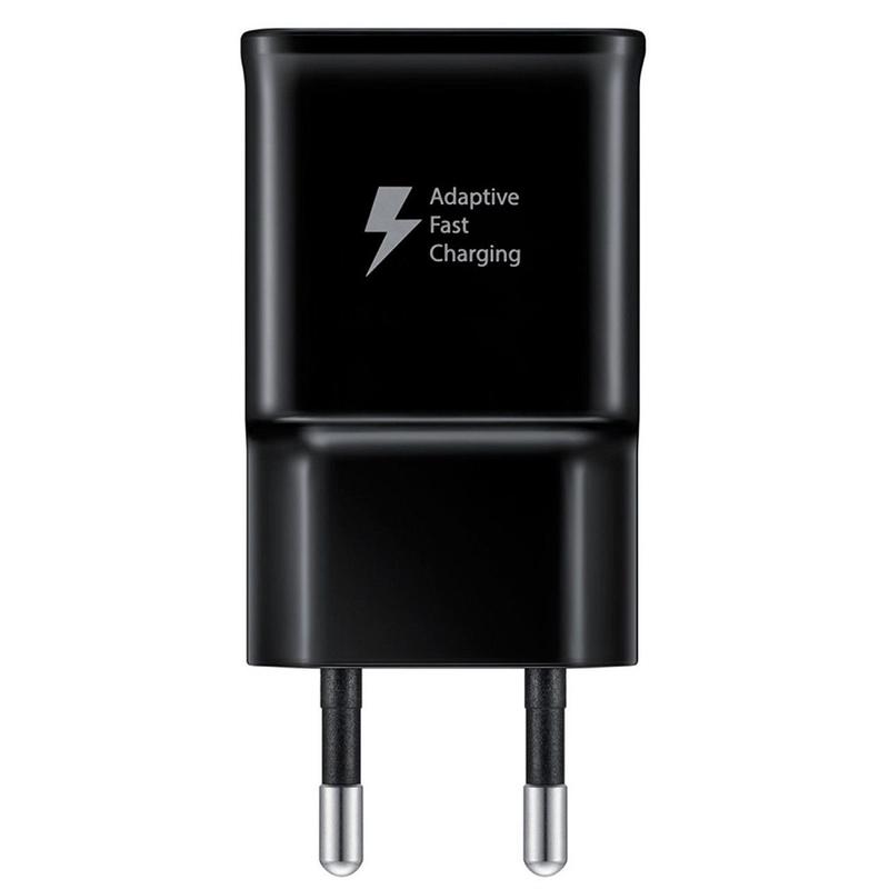 Incarcator Priza Original Samsung TA20EBE 2.0A USB Bulk- Negru