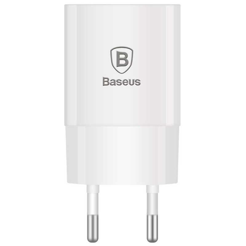 Incarcator Priza Baseus Letour USB 2.4A - CCALL-E2A02 - Alb