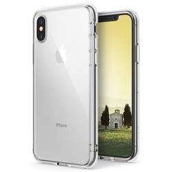 Husa iPhone X, iPhone 10 Ringke Fusion - Transparent